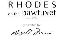 Rhodes on the Pawtuxet Logo